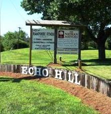 EchoHillsign